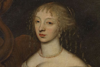 Anna Maria Dorothea von der Borch
