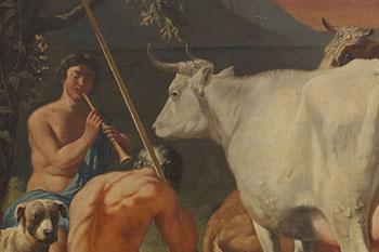 Mythologische voorstellingen