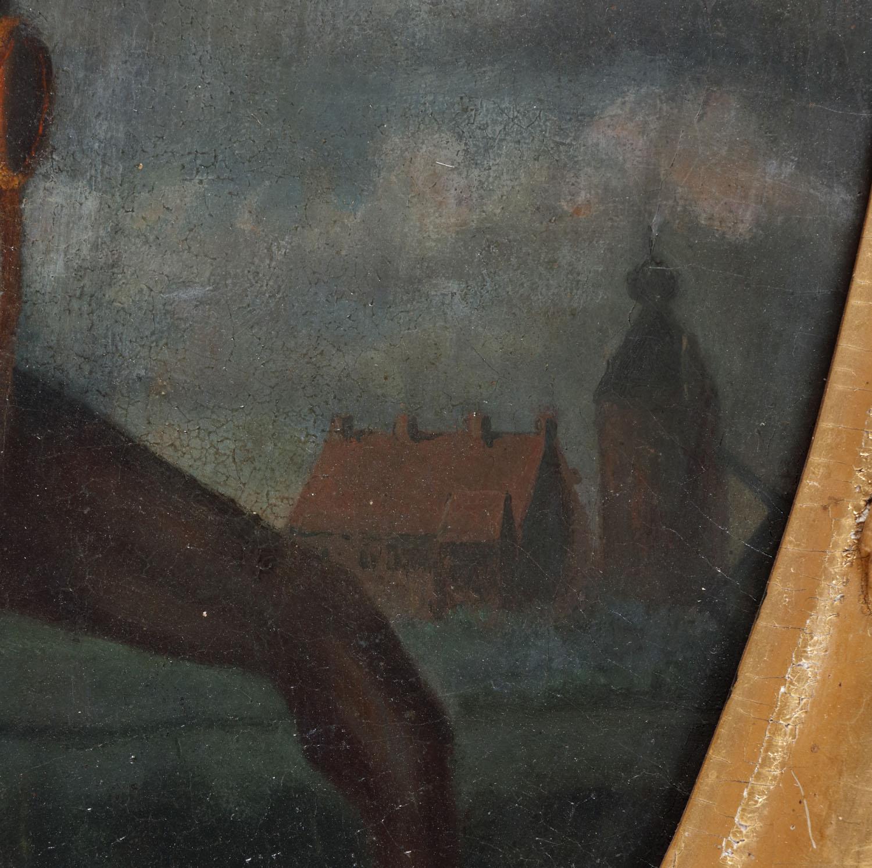 Detail met Huis Rechteren