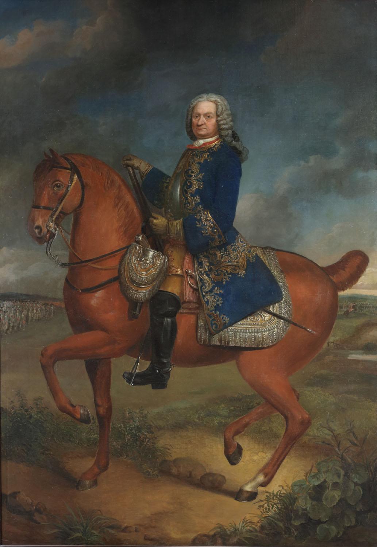 (vermoedelijk) Frederik Rudolf van Rechteren