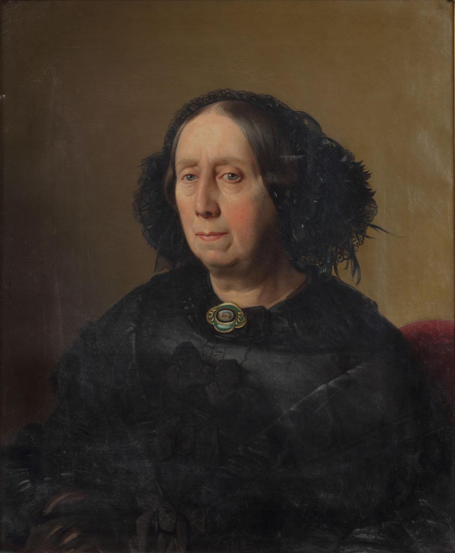 Jonkvrouwe Elisabeth Wilhelmina von Massow