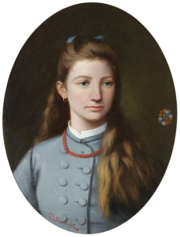 Elisabeth Wilhelmina gravin van Rechteren Limpurg