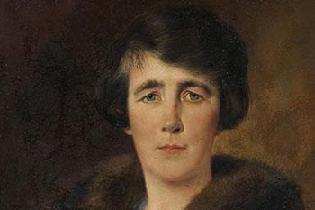 Adolfine Wilhelmina Anna Baronesse van Lynden – gravin van Limburg Stirum