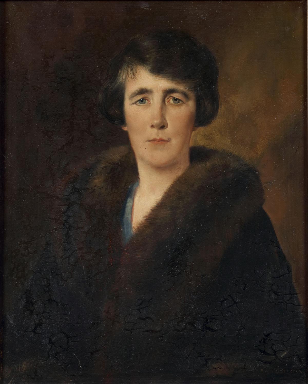 Adolfine Wilhelmina Anna Baronesse van Lynden - gravin van Limburg Stirum