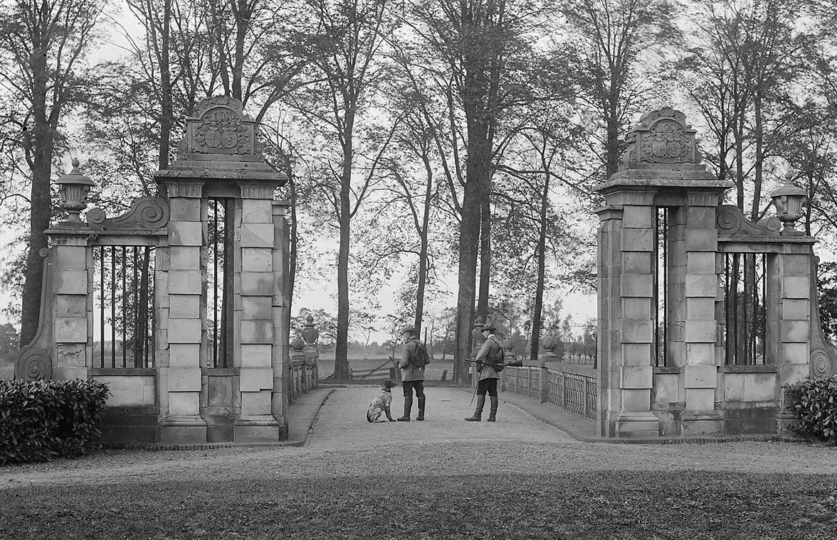 De poort van 1863