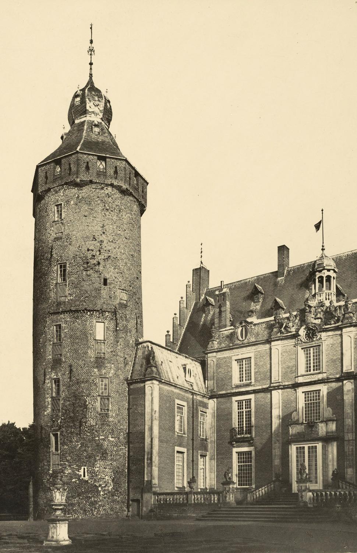 De toren rond 1950